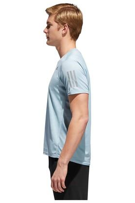 Mens Regular Fit Round Neck Solid T-Shirt