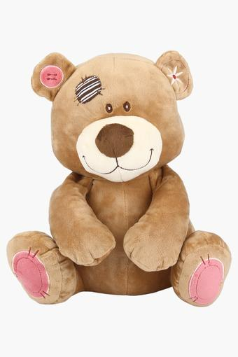 Unisex Bear Soft Toy - 30cm