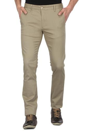 VDOT -  Brown Mix Cargos & Trousers - Main