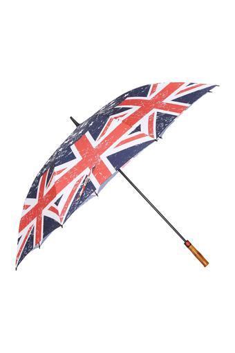 Unisex Straight Auto Open Umbrella