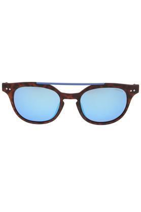 Unisex Full Rim Round Sunglasses - PLD1023S202