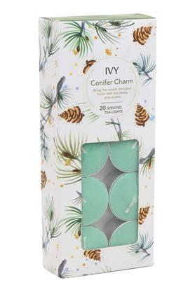 IVYConifer Charm Tea Light Candles Pack Of 20