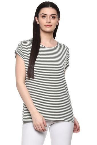 VERO MODA -  Straw Tops & Tees - Main