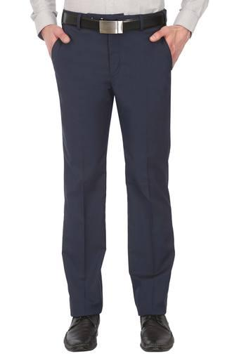 PARK AVENUE -  Dark BlueCargos & Trousers - Main