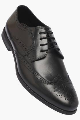 VETTORIO FRATINI Mens Leather Lace Up Derbys - 202801975_9212