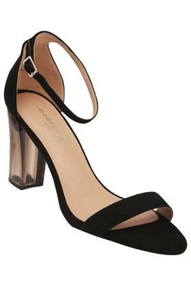 STEVE MADDEN Womens Party Wear Buckle Closure Heels - 203576067_9212