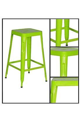 Green Stylo Bar Stool