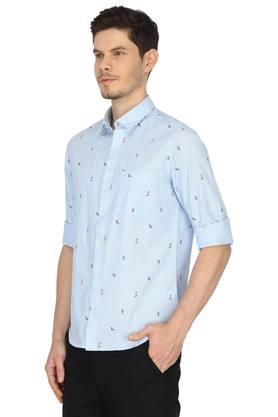 FRATINI - Blue Casual Shirts - 2
