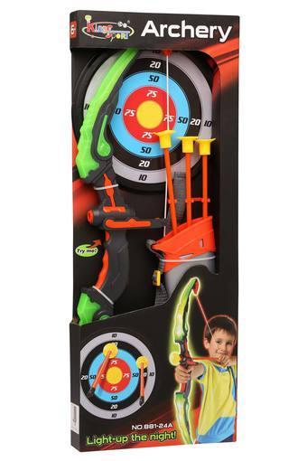 Unisex Glowing Night Archery Set
