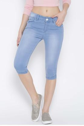7a2d2ad4db6488 Buy Capris & shorts For Womens Online | Shoppers Stop