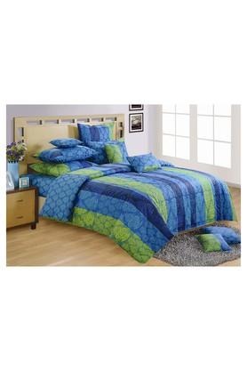 SWAYAMPrinted Double Bed Quilt - 204583746_9308