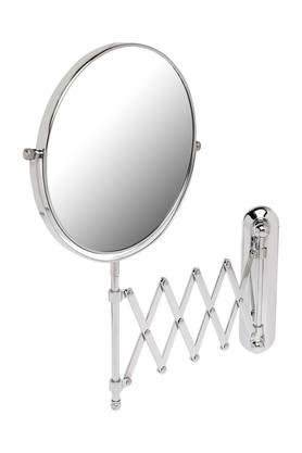 Round Adjustable Wall Mirror