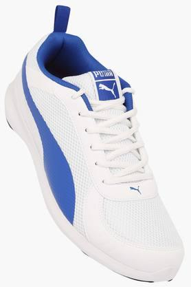 PUMA Mens Mesh Lace Up Sports Shoes - 203064855