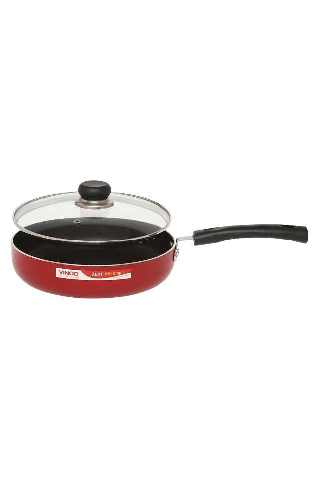 Frying Pan with Handle and Lid