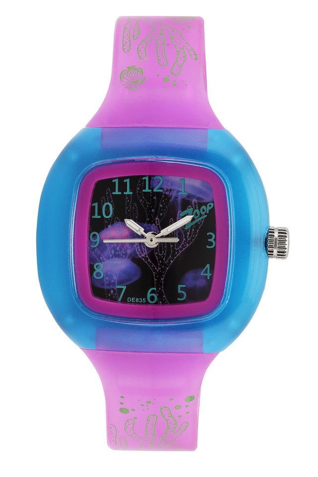 Girls Analogue Strap Watch - NK26004PP02