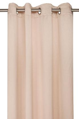 Erba Blackout Solid Door Curtain