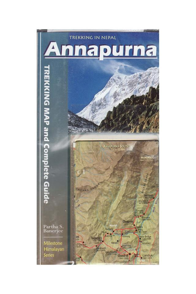 Trekking in Ladakh-Markha Valley: Trail Map and Complete Guide (Milestone Himalayan Series)