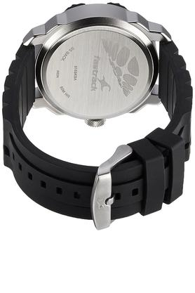 Mens Analogue Silicone Watch - NK3153KP01