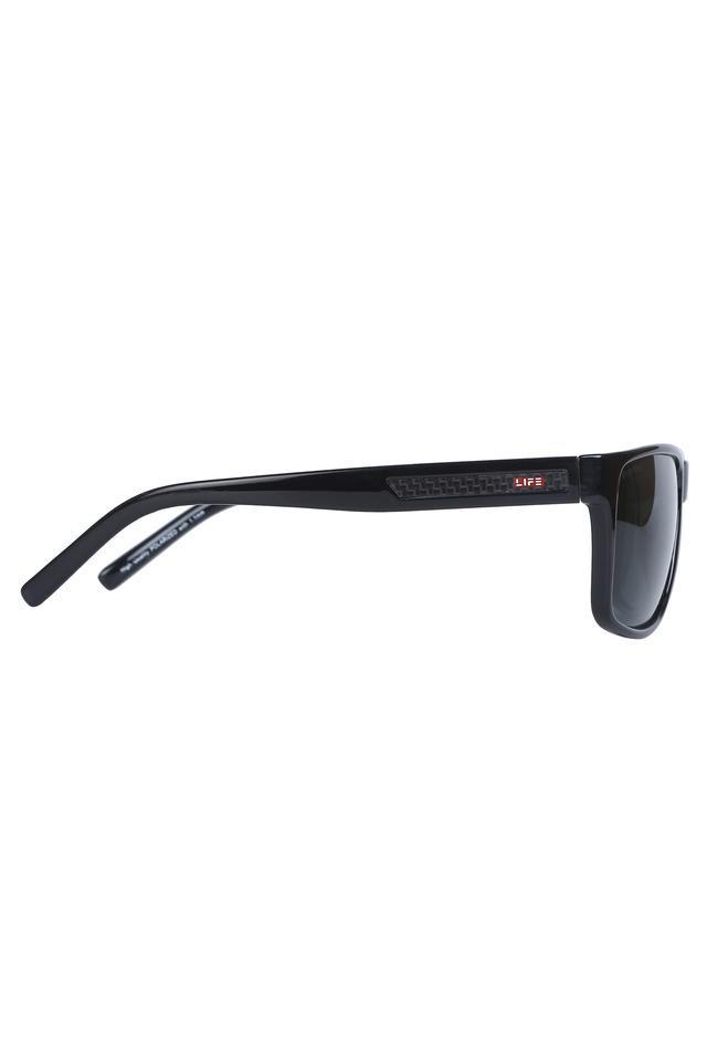 Mens Full Rim Wayfarer Sunglasses - LI092C11