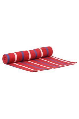 Rectangular Stripe Bath Towel