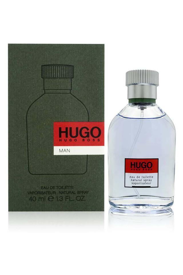 Mens Hugo Man Eau De Toilette - 40ml