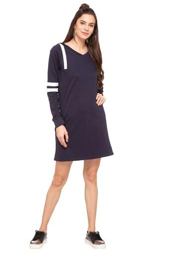 RS BY ROCKY STAR -  Navy Dresses - Main