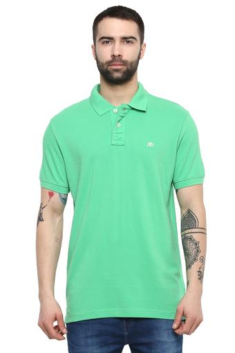 AEROPOSTALE -  Green T-shirts - Main