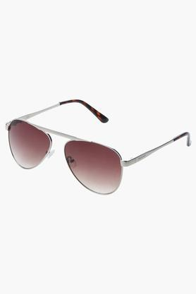 FASTRACK Mens Oval Gradient Sunglasses - M187BR3
