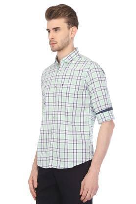 Mens Checked Shirt