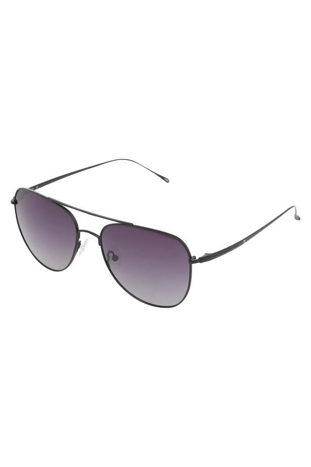 Mens Full Rim Aviator Sunglasses - GM348BK1P