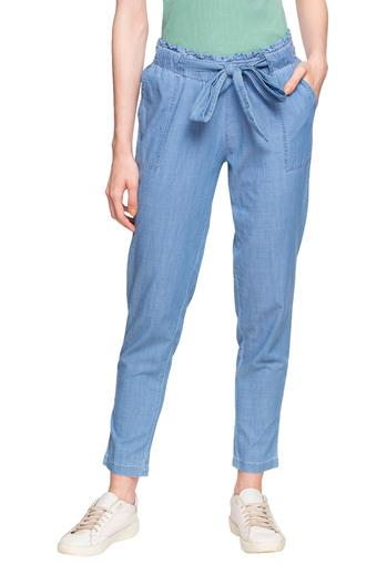 KRAUS -  Mid Blue Pants - Main