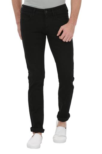 WRANGLER -  Black Jeans - Main