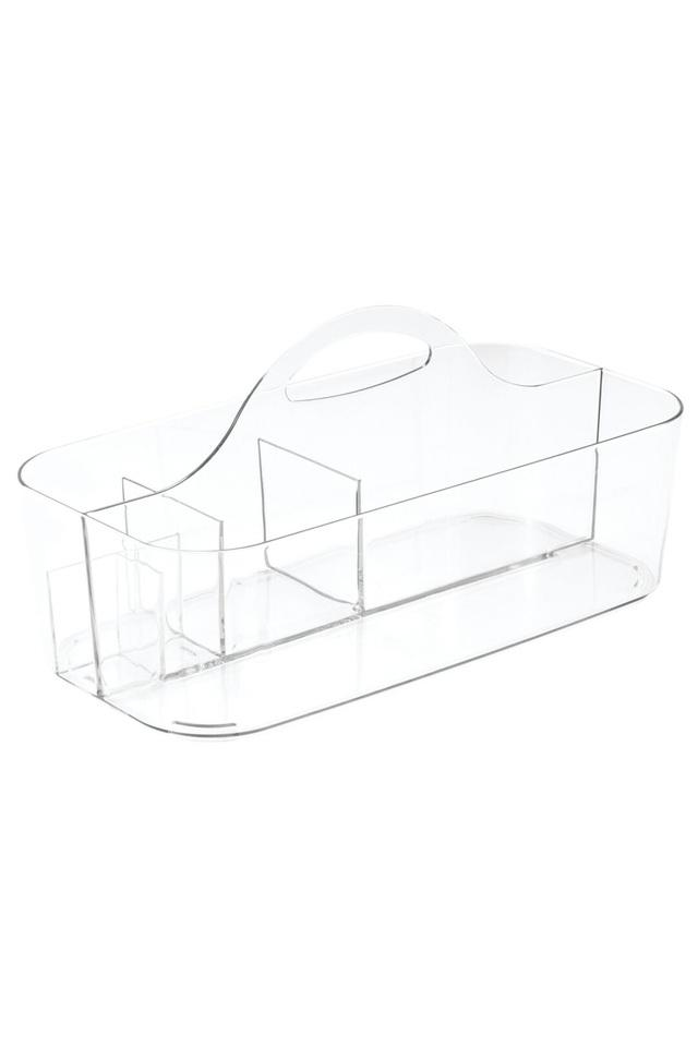 Transparent Cosmetic Organiser with 6 Compartments