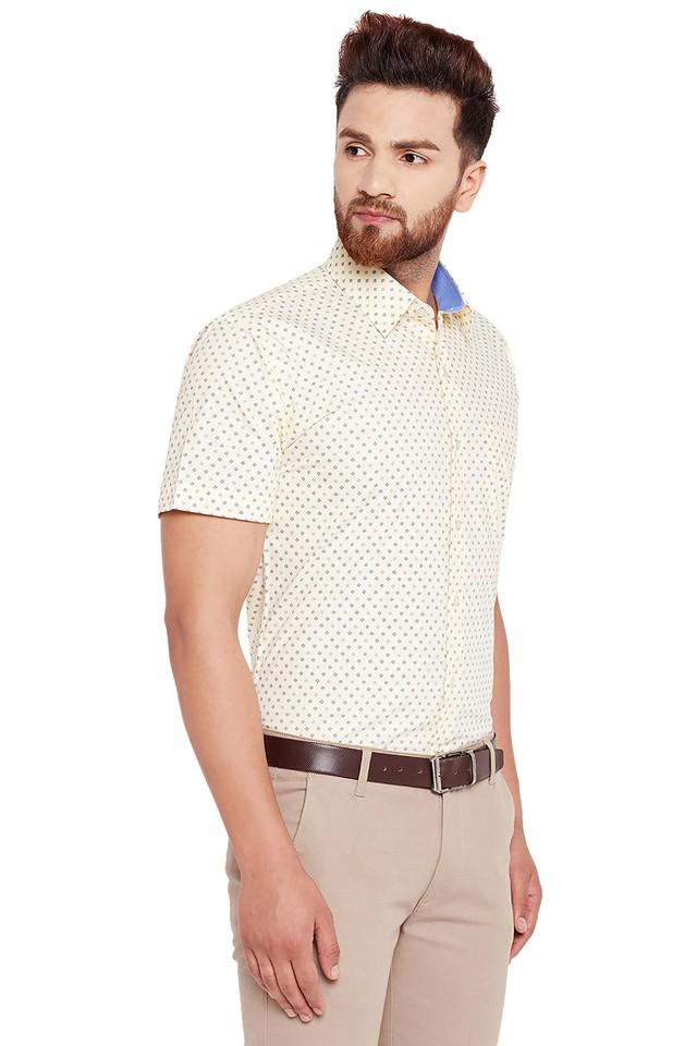 Mens Printed Casual Shirt