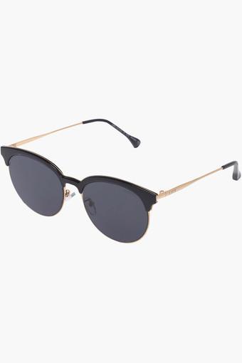 Womens Non Polarized Clubmaster Sunglasses LIO63C10
