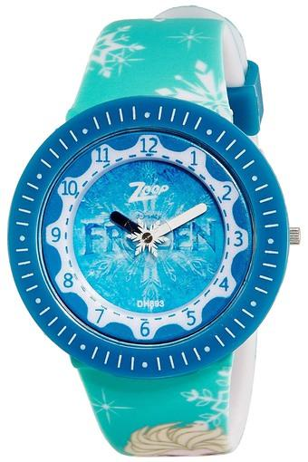 Girls Multi-Colour Dial Analogue Watch