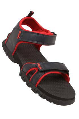 FILAMens Synthetic Leather Velcro Closure Sandals