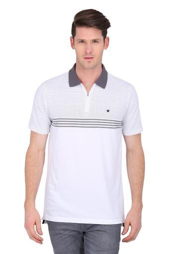 LOUIS PHILIPPE -  GreyT-shirts - Main