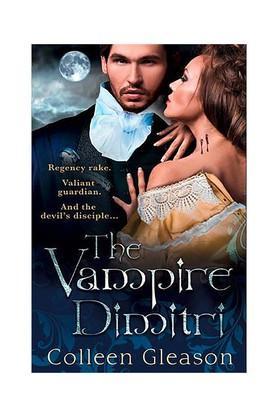 The Vampire Dimitri (A Book of the Regency Draculia)
