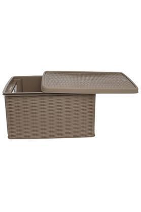 Rectangular Solid Storage Box - 22L