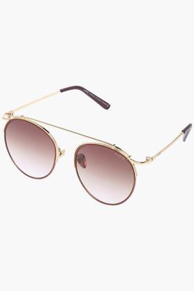 Unisex Non Polarized Aviator Sunglasses LIO25C40