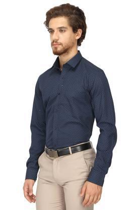 STOP - NavyFormal Shirts - 2
