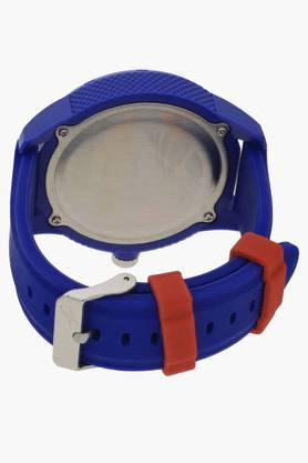 Multicoloured Dial Analog Watch - 38019PP02CJ