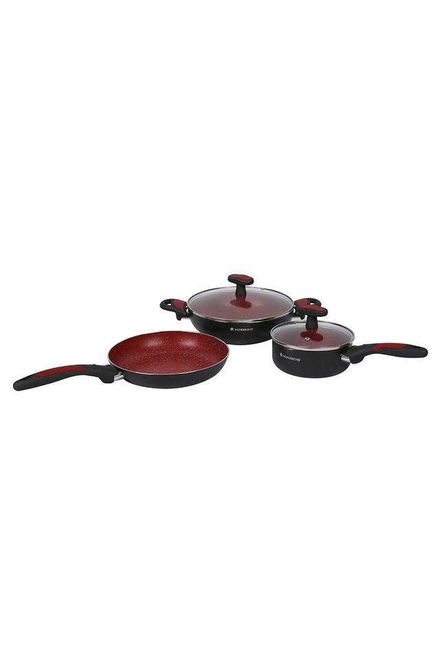 Burlington Aluminium Fry Pan - Set of 3
