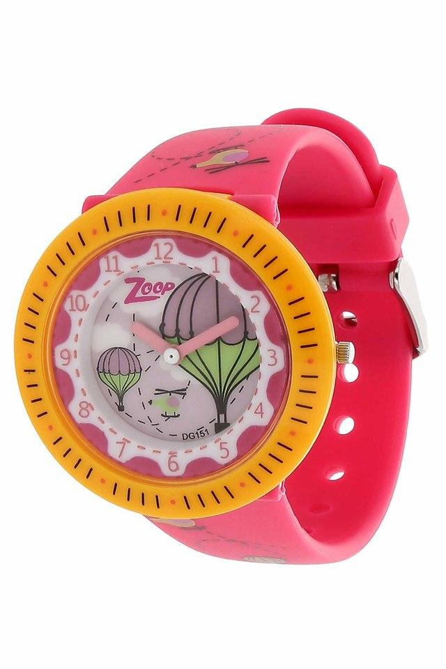 Girls Analogue Synthetic Watch
