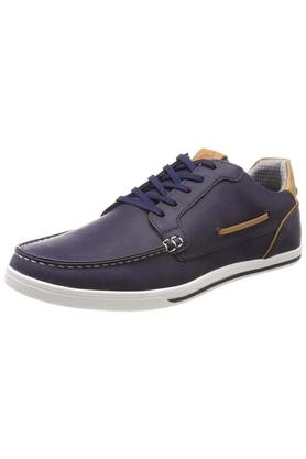 ALDO Mens Synthetic Leather Lace Up Casual Shoes