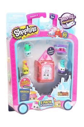 Kids Season 8 America Toy - Pack Of 5