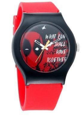FASTRACKUnisex Analogue Silicone Watch - 204169255_9999
