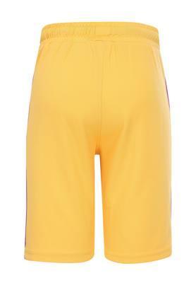 Boys 2 Pocket Solid Shorts