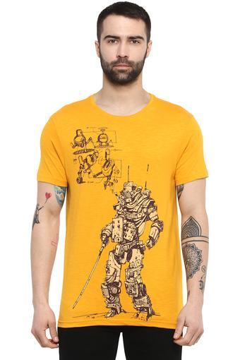 RS BY ROCKY STAR -  OrangeT-shirts - Main